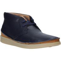 Chaussures Homme Boots Clarks 26144071 Bleu