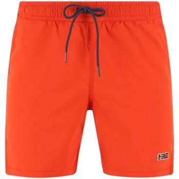 Vêtements Homme Maillots / Shorts de bain Napapijri NP0A4EB2 Orange