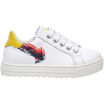 Chaussures Enfant Baskets basses Naturino 2014868 01 Blanc