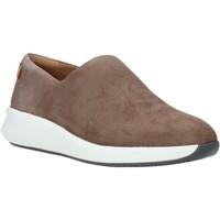 Chaussures Femme Slip ons Clarks 26140414 Marron