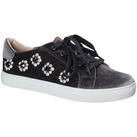 Chaussures Femme Baskets basses Fornarina PE17TR1112 Gris