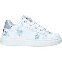 Chaussures Enfant Baskets basses Melania ME1280B0S.A Blanc