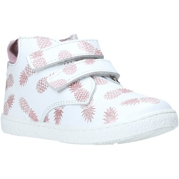 Chaussures Fille Baskets montantes Melania ME0958A0S.B Blanc