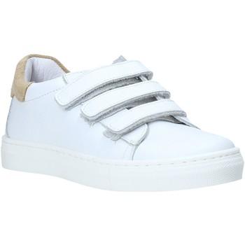 Chaussures Enfant Baskets basses Melania ME2249D0S.Y Blanc