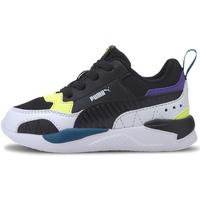 Chaussures Enfant Baskets basses Puma 374265 Noir