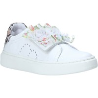 Chaussures Fille Baskets basses Melania ME6274F0S.A Blanc