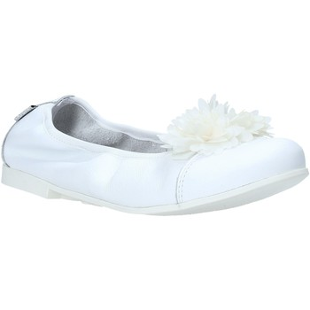 Chaussures Fille Ballerines / babies Melania ME6104F0S.A Blanc