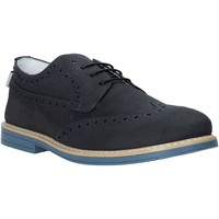 Chaussures Garçon Derbies Melania ME6221F0S.A Bleu
