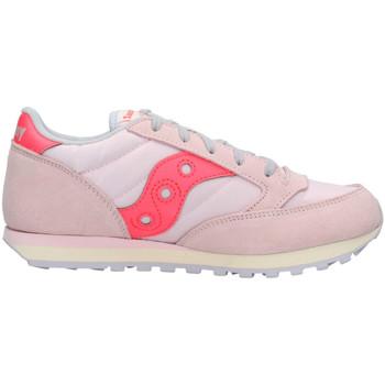 Chaussures Enfant Baskets basses Saucony SK162482 Rose