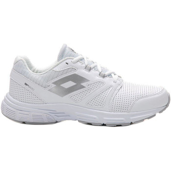 Chaussures Homme Baskets basses Lotto 210693 Blanc