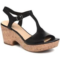 Chaussures Femme Sandales et Nu-pieds Clarks 26142156 Noir