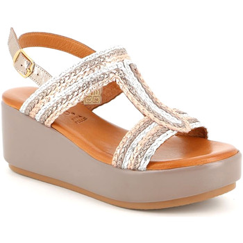 Chaussures Femme Sandales et Nu-pieds Grunland SA2489 Beige
