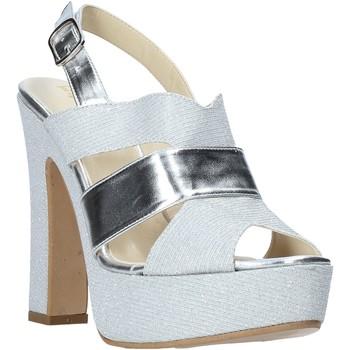 Chaussures Femme Sandales et Nu-pieds Esther Collezioni ELE 084 Argent