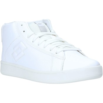 Chaussures Femme Baskets montantes Lotto L59026 Blanc