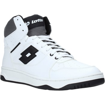 Chaussures Homme Baskets montantes Lotto 212071 Blanc
