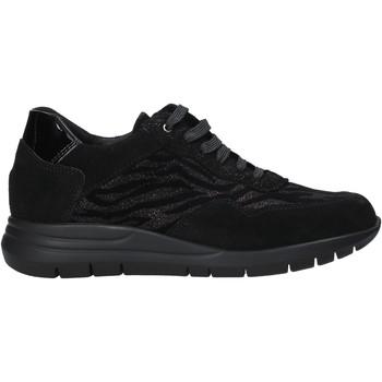 Chaussures Femme Baskets basses Grunland SC2961 Noir