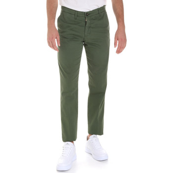 Vêtements Homme Chinos / Carrots Les Copains 9U3320 Vert