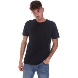 Vêtements Homme T-shirts manches courtes Navigare NV31128 Bleu