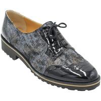 Chaussures Femme Derbies Angela Calzature ANSANGC091blu blu
