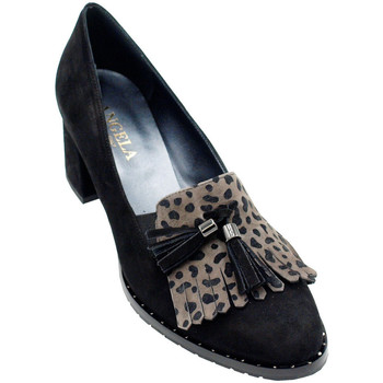Chaussures Femme Escarpins Angela Calzature ANSANGC254nr nero