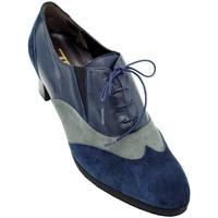 Chaussures Femme Derbies Angela Calzature ANSANGC81XLblu blu