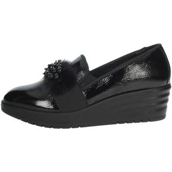 Chaussures Femme Mocassins Imac 606330 Noir