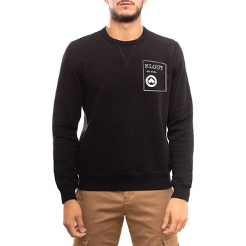Vêtements Sweats Klout FELPA ORGANIC BE KIND noir