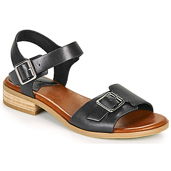 Chaussures Femme Sandales et Nu-pieds Kickers BUCIDI Noir