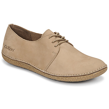 Chaussures Femme Derbies Kickers HOLSTER Beige