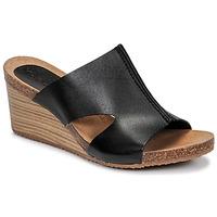 Chaussures Femme Mules Kickers SPAINTA Noir