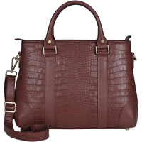Sacs Femme Sacs porté main Silvio Tossi - Swiss Label Sac à main 11408-09 marron