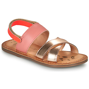 Chaussures Fille Top 5 des ventes Kickers DYACROSS Rose