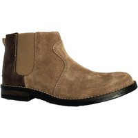 Chaussures Fille Boots Babybotte Nebuleuse Taupe