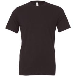 Vêtements T-shirts manches courtes Bella + Canvas CV3001 Gris souris