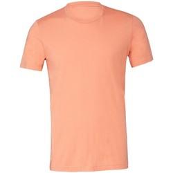 Vêtements T-shirts manches courtes Bella + Canvas CV3001 Orange foncé