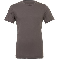 Vêtements T-shirts manches courtes Bella + Canvas CV3001 Gris foncé