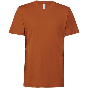 Vêtements T-shirts manches courtes Bella + Canvas CV3001 Orange