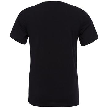 Vêtements T-shirts manches courtes Bella + Canvas CV3001 Noir