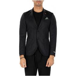 Vêtements Homme Vestes / Blazers Berna GIACCA nero