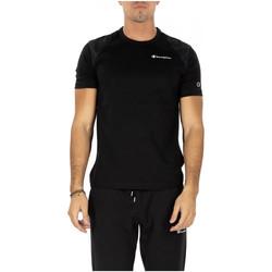 Vêtements Homme T-shirts manches courtes Champion CREWNECK T-SHIRT kk001-nbk-nbk