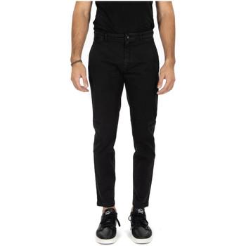Vêtements Homme Chinos / Carrots Department Five PANTALONE PRINCE nero