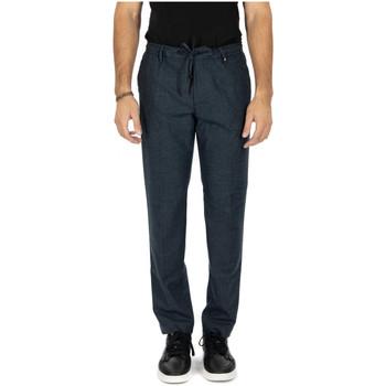 Vêtements Homme Chinos / Carrots Myths PANT.LUNGO 337-blu