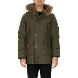 Vêtements Homme Parkas Canadiens MANITOBA army