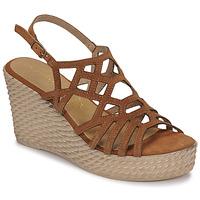 Chaussures Femme Sandales et Nu-pieds Marco Tozzi FRANCINE Cognac