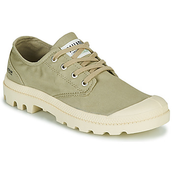 Chaussures Baskets basses Palladium PAMPA OX ORGANIC II Vert
