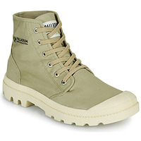 Chaussures Boots Palladium PAMPA HI ORGANIC II Vert