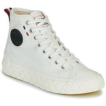 Chaussures Baskets montantes Palladium PALLA ACE CVS MID Blanc