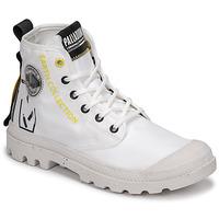 Chaussures Boots Palladium PAMPA RCYCL METRO Blanc