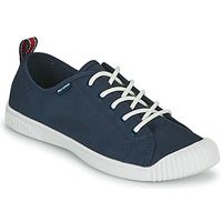 Chaussures Femme Baskets basses Palladium EASY LACE Marine