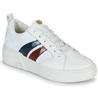 Chaussures Femme Baskets basses Palladium Manufacture EGO 03 NPA Blanc